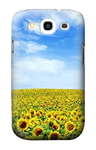 S0232 Sunflower Case Cover for Samsung Galaxy S3