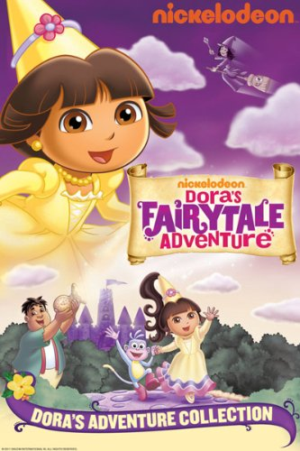 DVD : Dora the Explorer: Dora's Fairytale Adventure