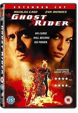Ghost Rider 2007 Dvd