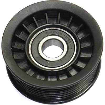 Accessory Belt Tension Pulley compatible with Viper 92-06 / Dodge Full Size P/U 94-09: Automotive