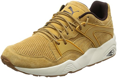 Puma Blaze Winterized - Zapatillas de deporte Unisex adulto Taffy