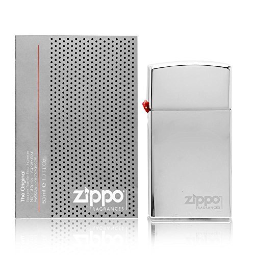 Zippo Original/Zippo Edt Spray Refillable 1.7 Oz (50 Ml) (M)