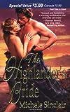 The Highlander's Bride (Zebra Debut)