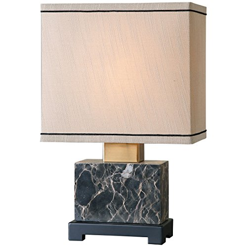 Uttermost 29975-1 Anadell Polished Marble Table Lamp