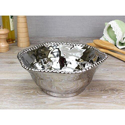 - Pampa Bay Verona Porcelain Salad Bowl
