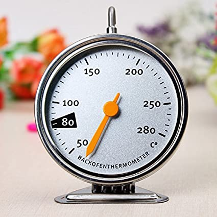 Review Oven Thermometer - Oven