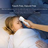 No Touch Forehead Thermometer by iHealth, Instant
