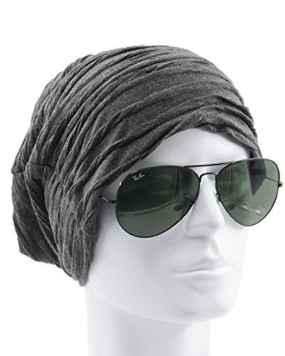 Grey Casual Hats - 3