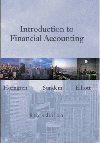 Read Online Introduction to Financial Accounting: AND Introduction to Management Accounting Chapters 1-14 pdf epub