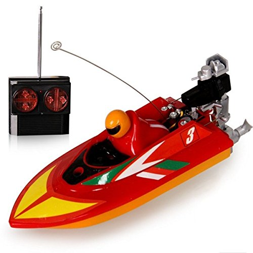 Speedo Mini Remote Controlled RC Speed Boat, New, Free Shipping