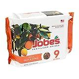 Jobe's 9-Count Fruit and Citrus Trees Fertilizer Spikes
