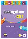 Coloriages codés Conjugaison CE1