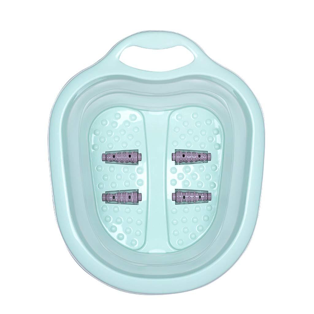 【ラッピング無料】 足浴槽ローラーマッサージ折りたたみフットバケツ家庭用フットバスの高さ断熱足浴50 : X 41 X 21 Cm (色 : X 緑) 41 緑 B07Q82R9WB, パティスリーラヴィアンレーヴ:c88f20c1 --- turtleskin-eu.access.secure-ssl-servers.info