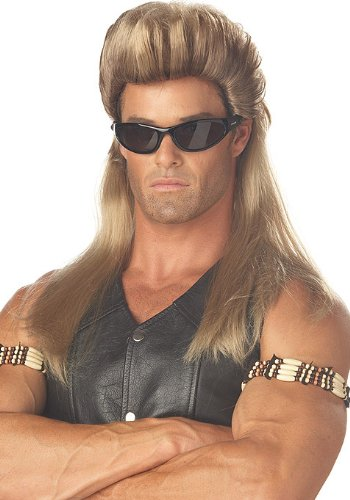 Dog the Bounty Hunter Costume Wig