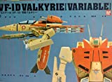 Bandai The Super Dimension Fortress Macross series 1/72 VF-1D variable Valkyrie