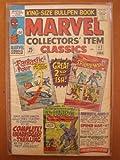 Marvel Collectors' Item Classics #2, April 1966. Fantastic Four, Spider-Man, Ant-Man