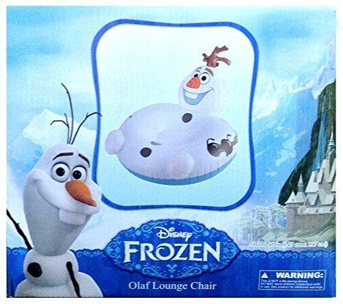 Disney Frozen Olaf Pool Water Lounge Chair (Best Disney Frozen Beach Chairs)