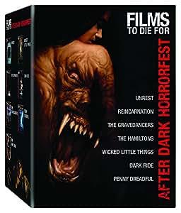 amazoncom after dark horrorfest films to die for unrest