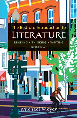 Bedford Introduction to Literature: Reading, Thinking, Writing PDF
