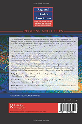 The Economic Geography of the IT Industry in the Asia Pacific Region (Regions and Cities)
