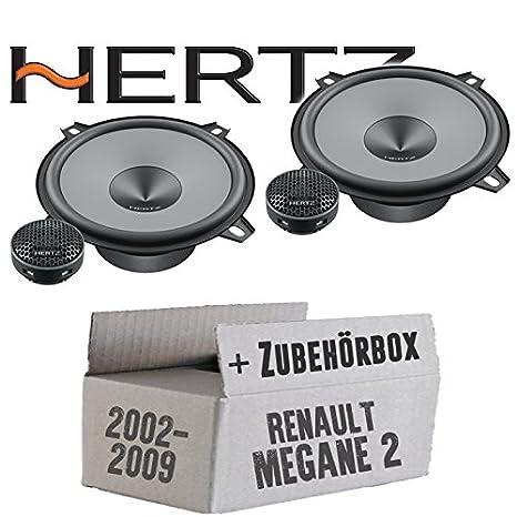 Renault Megane 2 - Hertz K 130 - Kit - 13 cm Altavoz Sistema ...