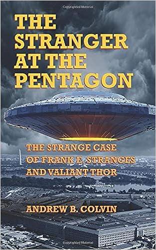 Stranger at the Pentagon book