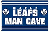 Toronto Maple Leafs Man Cave Party Room Flag - 3FT x 5FT