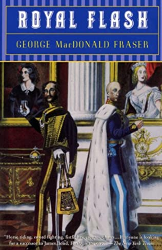 book cover of Royal Flash