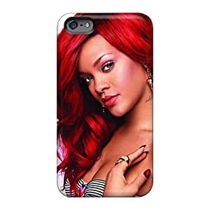 Bumper Hard Phone Cover For Apple Iphone 6s With Support Your Personal Customized Trendy Rihanna Celebrity Series Cases-best-covers