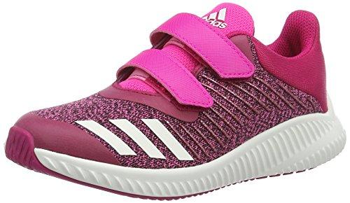 adidas Fortarun CF K, Chaussure de Sport Unisexe - enfant Rosa (Shopin/Ftwwht/Bopink)