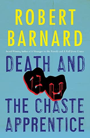 book cover of Death and the Chaste Apprentice