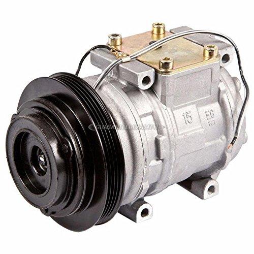 AC Compressor & A/C Clutch For Toyota 4Runner Corolla Celica Geo Prizm - BuyAutoParts 60-01216NA NEW