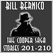 Cooper Saga 21 (Cooper Stories 201-210) | Bill Bernico