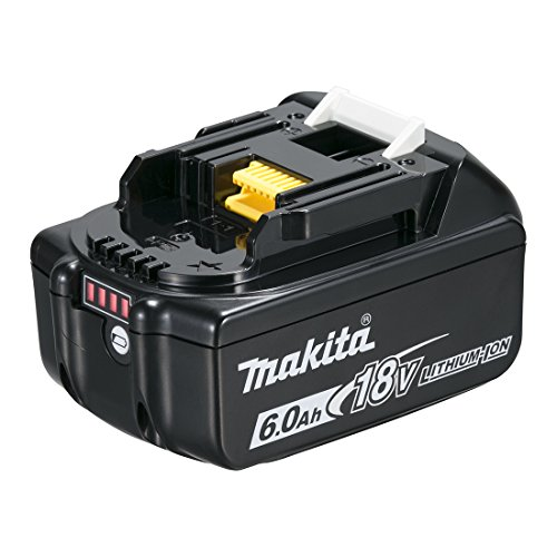 마키타(Makita) 리튬 이온 배터리 BL1860B 18V 6.0Ah A-60464