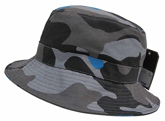 Access Men s Camouflage Bucket Hat One Size Bk-Teal at Amazon Men s  Clothing store  68ad6c16e268