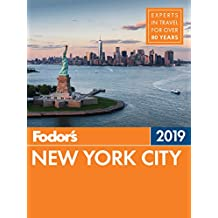 Fodor's New York City 2019