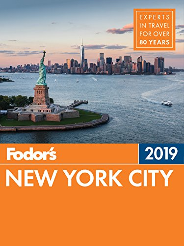 Fodor's New York City 2019 (Full-color Travel - York City Map New