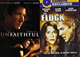 The Flock , Unfaithful : Richard Gere 2 Pack Collection