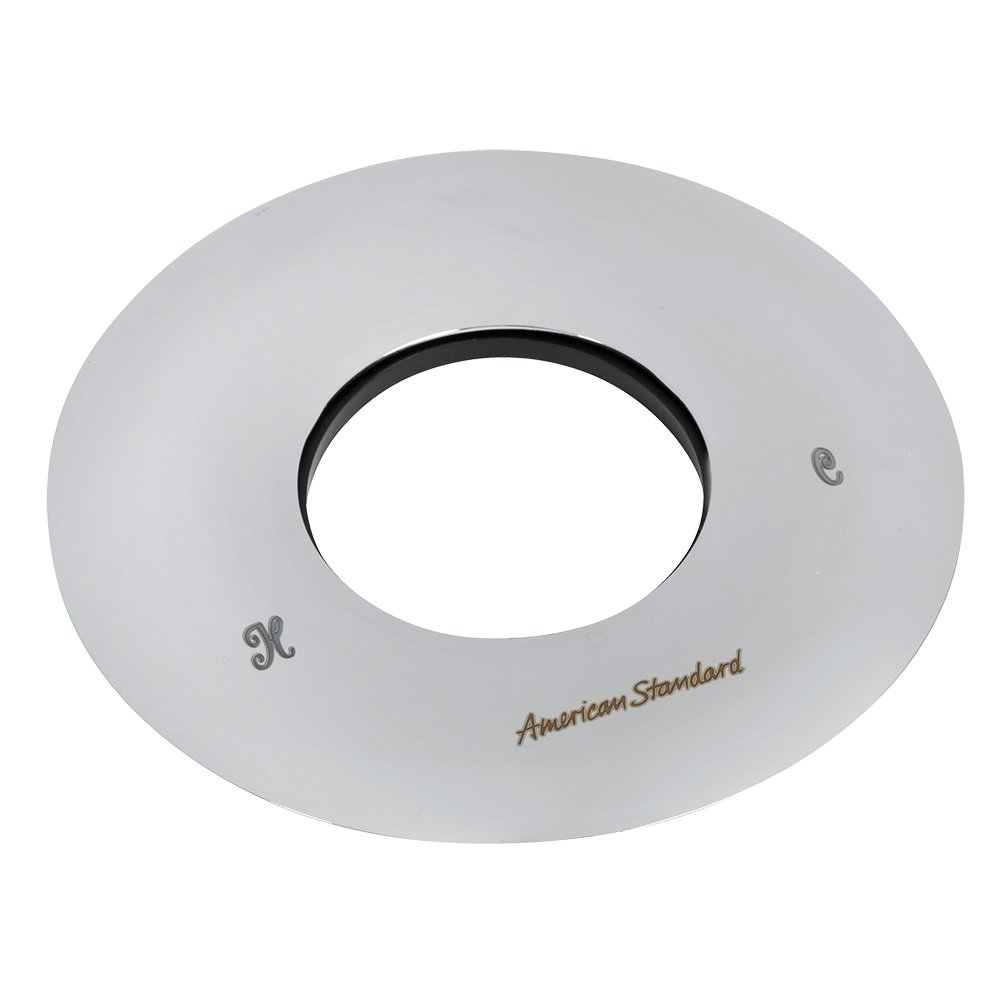 American Standard M961623-0020A DIAL PLATE KIT W/OUT DIV. HOLE-JASMINE Polished Chrome