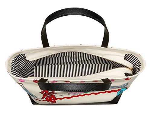 Kate Spade New York Women's Road Trip Francis Tote, Multi, One Size by Kate Spade New York (Image #4)