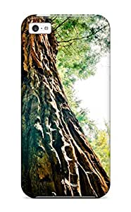 Hot Fashion YEzRxrw1169ttKor Design Case Cover For Iphone 5c Protective Case (tree)