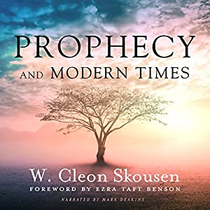 Prophecy and Modern Times Audiobook