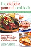 The Diabetic Gourmet Cookbook, Diabetic Gourmet Magazine Editors, 0471393266