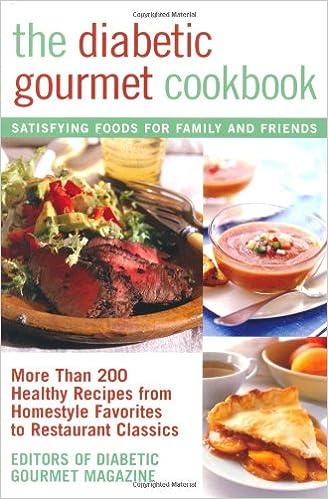 Download the diabetic gourmet cookbook more than 200 healthy download the diabetic gourmet cookbook more than 200 healthy recipes by editors of diabetic gourmet magazine pdf forumfinder Gallery