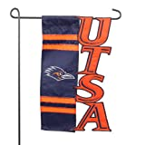 Team Sports America Texas at San Antonio Applique Sculpted UTSA Garden Flag