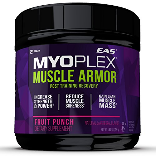 EAS Myoplex Muscle Armor Powder, Fruit Punch, 1.65 Pound ()