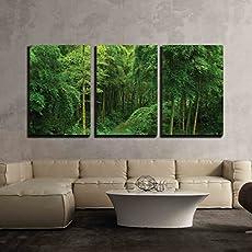 Bamboo Wall Art