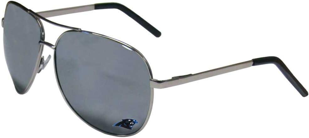Siskiyou NFL Carolina Panthers Aviator Sunglasses