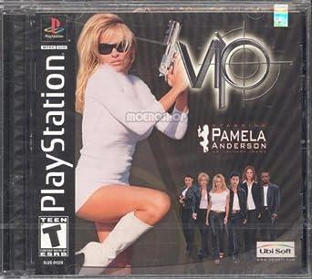 Resultado de imagen para pamela anderson videogames