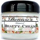 Benica's Beauty Cream All-Natural Deep Moisturizing Cream with Botanicals & Essential Oils 2 oz Review